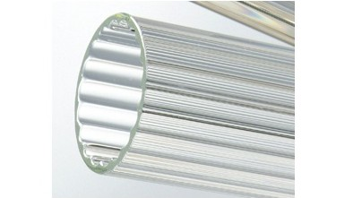 Glass Scallop Tubing