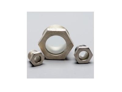Nickel Plated Reflex Sight Glass