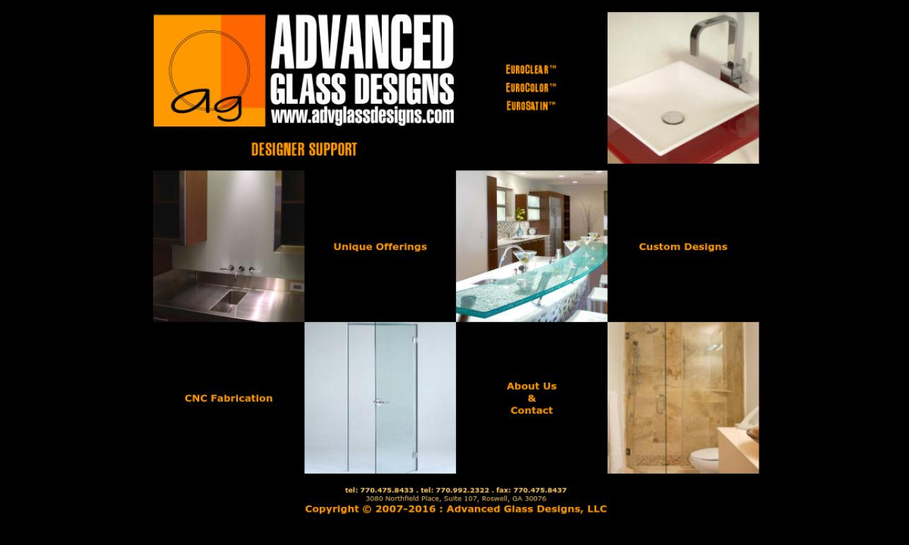 Advanced Glass Designs, LLC