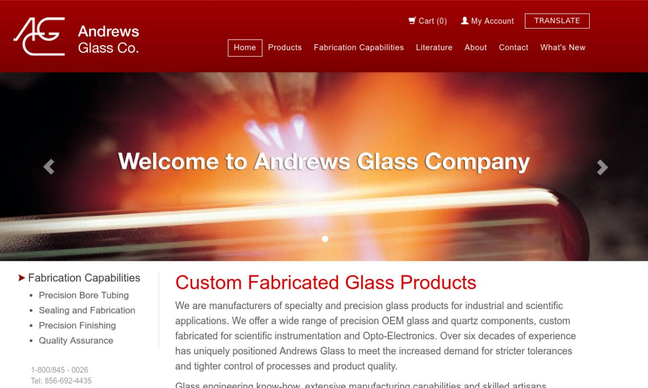 Andrews Glass Company