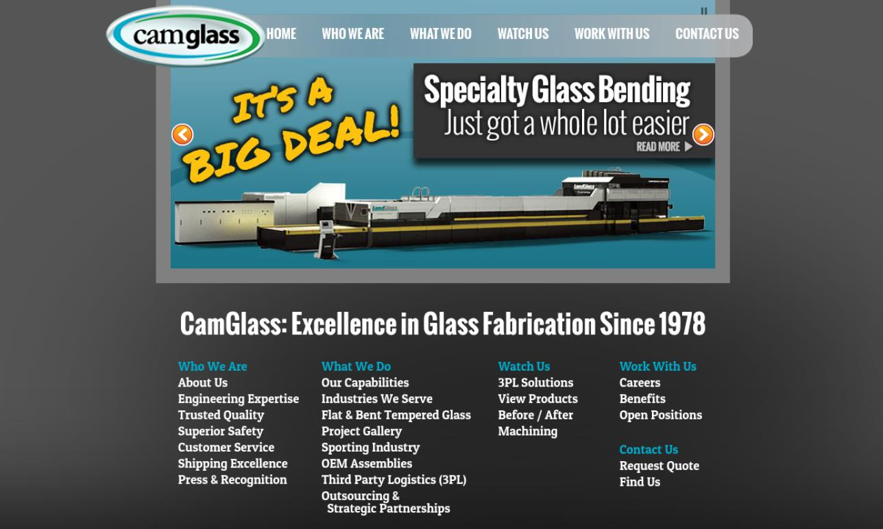 Cameron Glass, Inc.