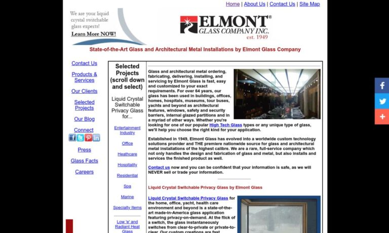 Elmont Glass Co., Inc.