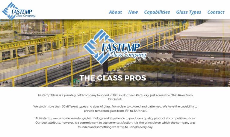 Fastemp Glass Company