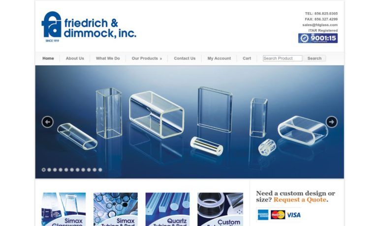 Friedrich & Dimmock, Inc.