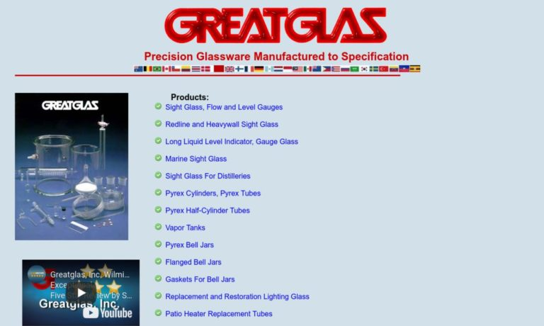 GREATGLAS, Incorporated