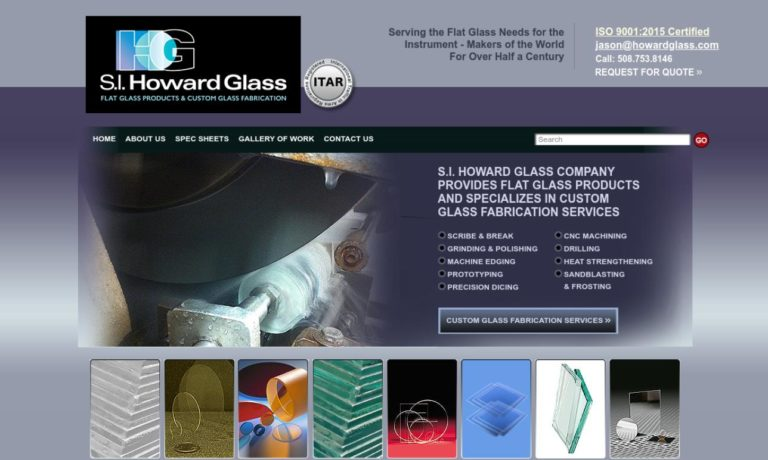 S.I. Howard Glass Co., Inc.