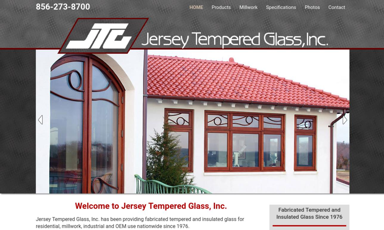 Jersey Tempered Glass