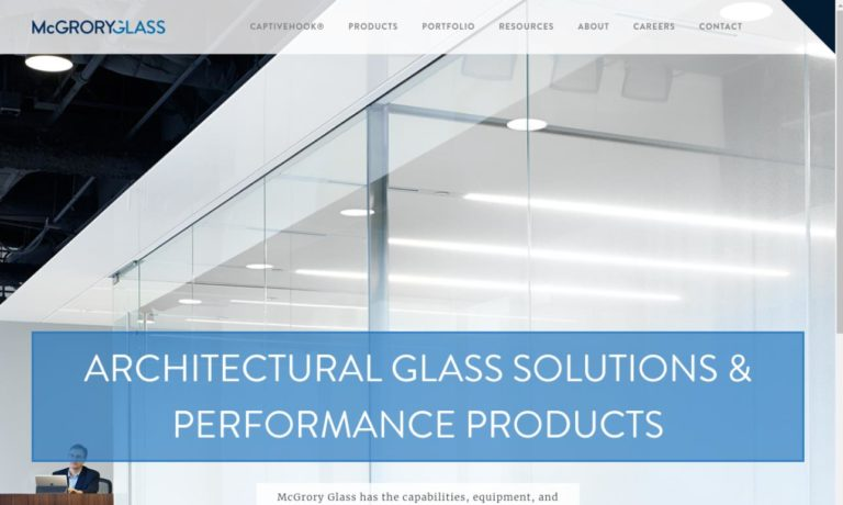 McGrory Glass, Inc.