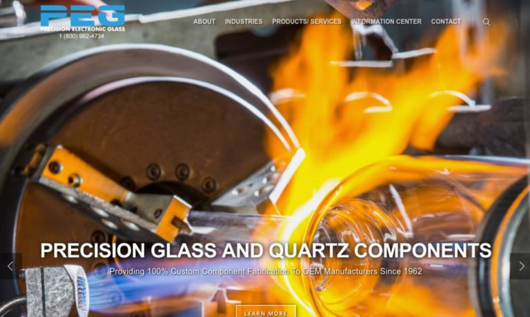 Precision Electronic Glass, Inc.