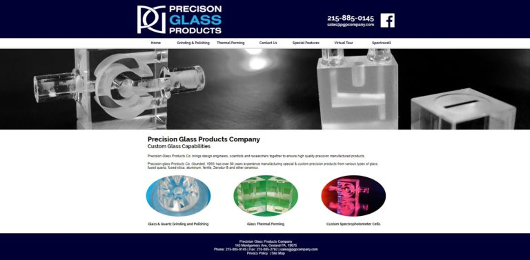 Precision Glass Products Co.