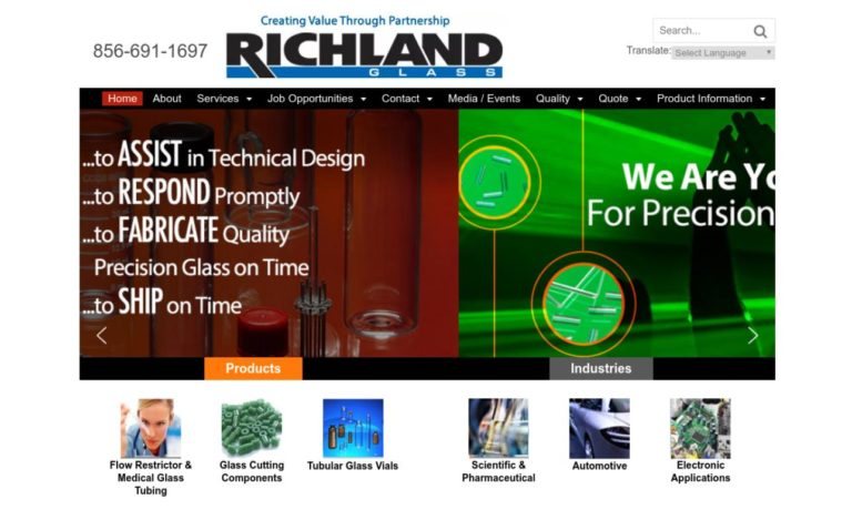 Richland Glass Company