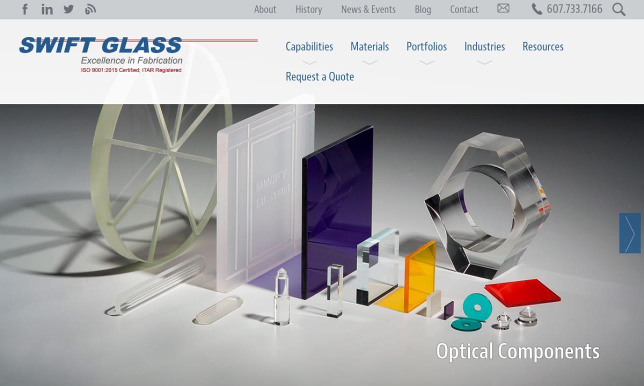 Swift Glass Company, Inc.