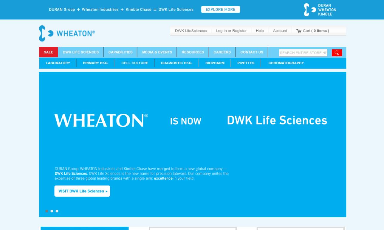 WHEATON Industries Inc.