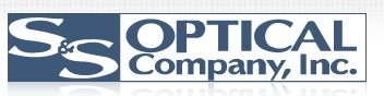 S & S Optical Company, Inc. Logo