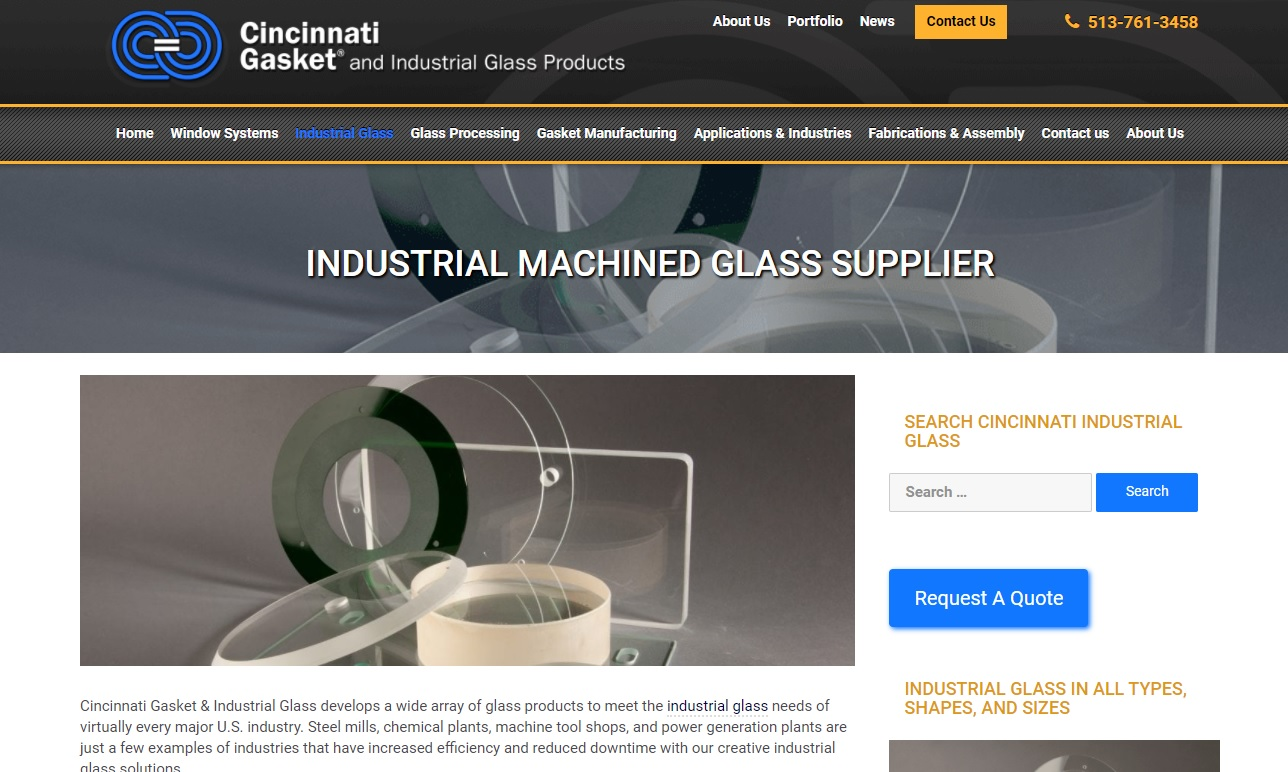 Cincinnati Gasket & Industrial Glass